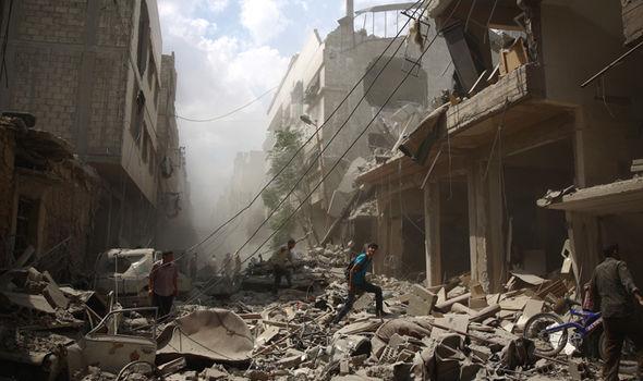 Syria-533530